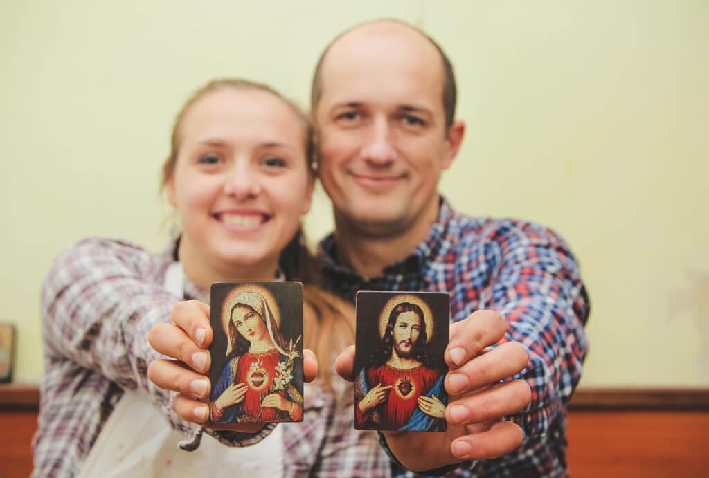Христина та Андрій