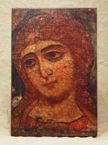 Ікона: Архангел Гавриїл. Ангел Золоті Волосся