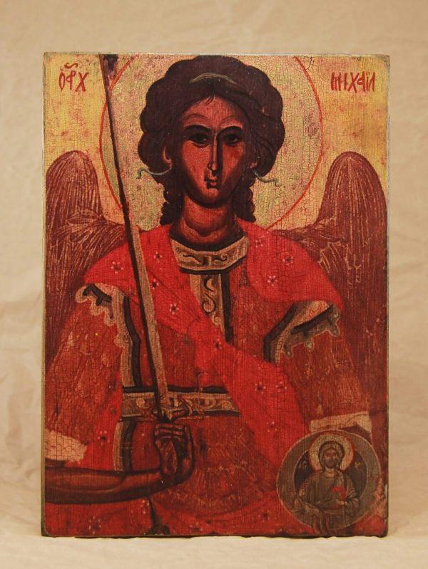 Ікона: Архангел Михаїл