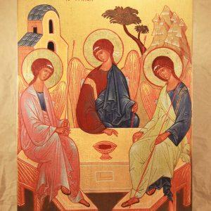 Ікона: Свята Трійця