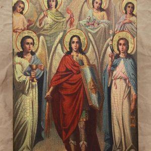 Ікона: Собор Ангелів