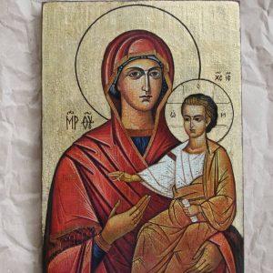 Богородиця Одигітрія (Ювеналія Мокрицького)