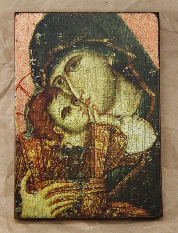 Богородиця Солодке цілування (Глікофілуса)