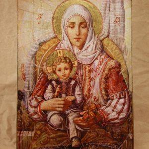 Закарпатська Мадонна (Олександра Охапкіна)
