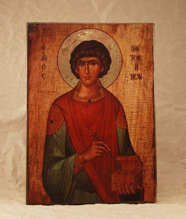 Святий Пантелеймон
