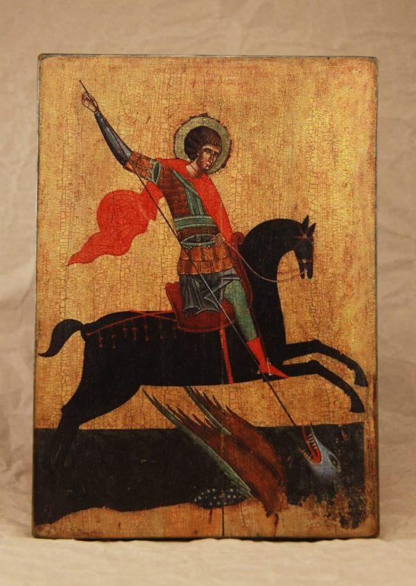 Святий Юрій Змієборець (14 ст.)