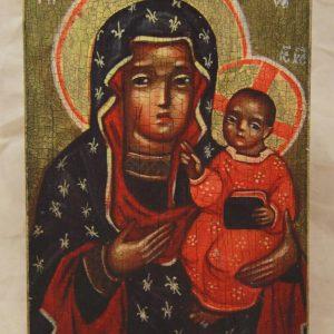 Ченстоховська (Белзька) Богородиця (Тетяна Думан)