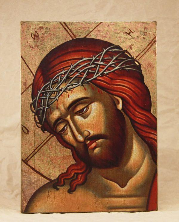 Ісус в тереновому вінку