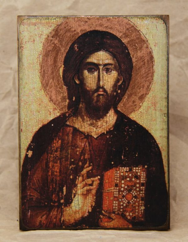 Ісус Пантократор (13 ст.)