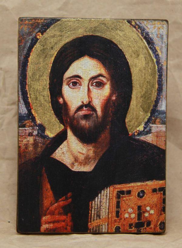 Ісус Пантократор (6 ст., Греція)