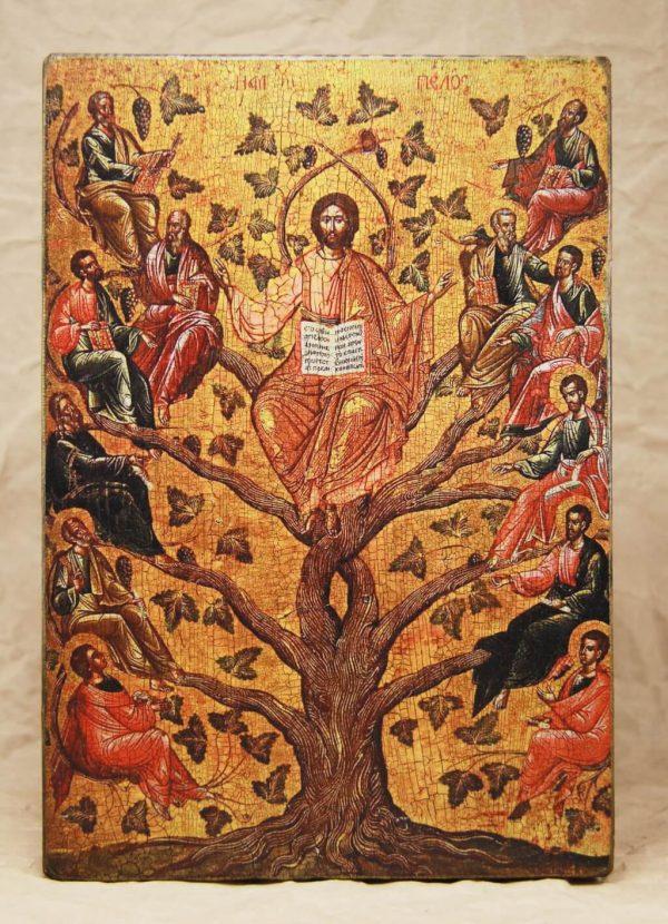 Ісус — Дерево життя