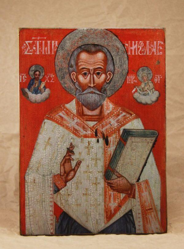 Святий Миколай (16 ст., Волинь)