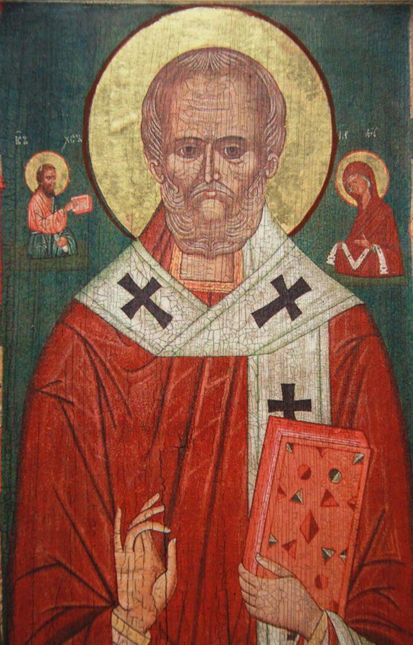 Святий Миколай (Радруж)