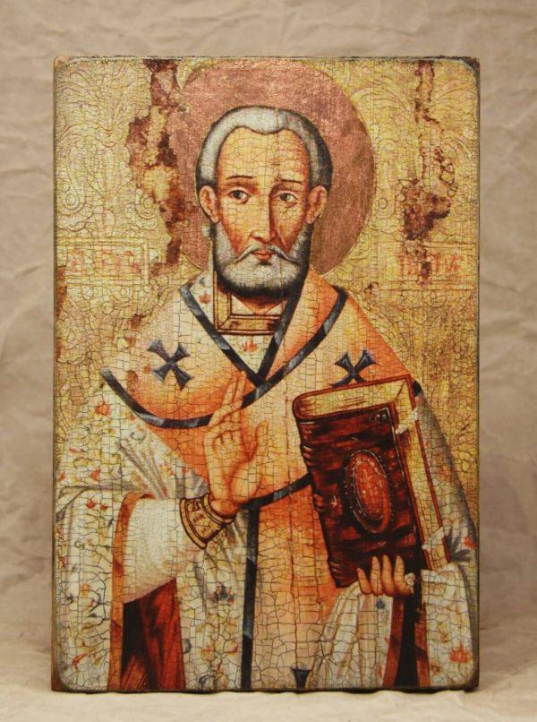 Святий Миколай Волинський (17 ст.)