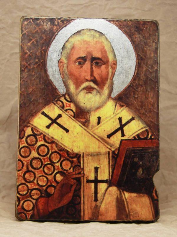 Святий Миколай Мирлукійський