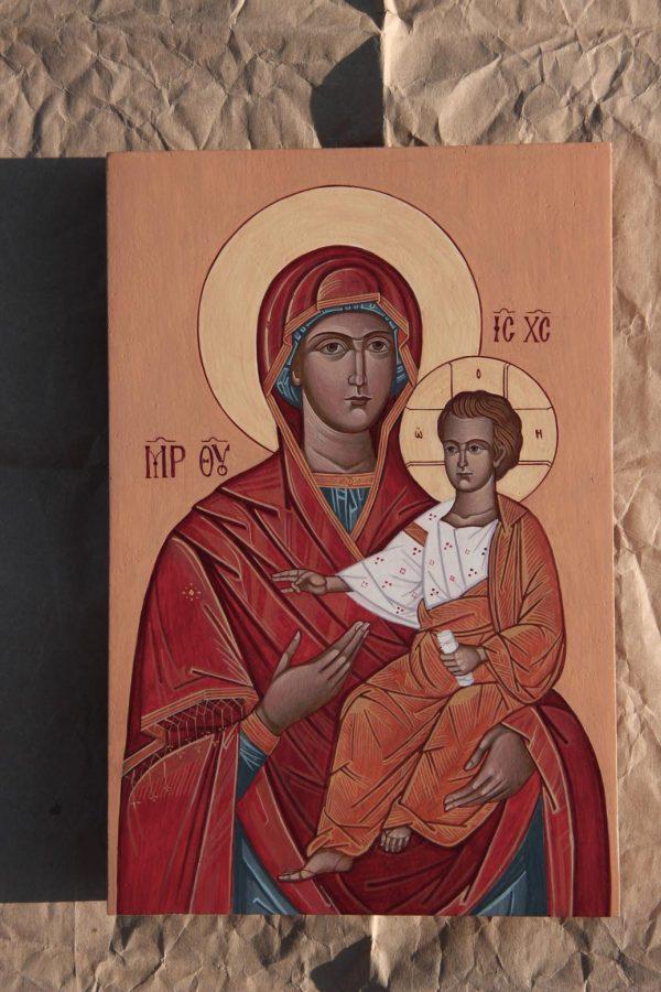 Богородиця Одигітрія Ювеналія Мокрицького