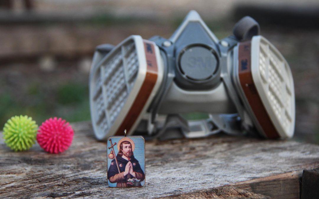 Святий, що захищає від КОРОНАВІРУСУ